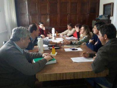 Concejo: Legislaci�n recibi� al Secretario de Seguridad y Jefe de Defensa Civil
