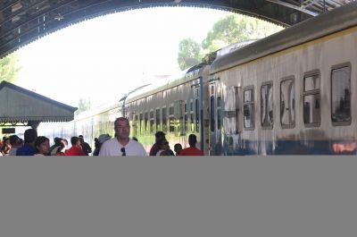 Trenes: el Concejo le pedirá al intendente que reclame por la empresa Ferrobaires