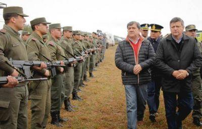 Fuerzas de seguridad se capacitan en lucha contra el narcotráfico
