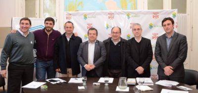 Municipios de la secci�n firmaron un acuerdo con el INCaP
