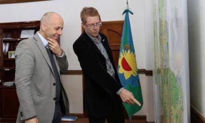 Anunciaron la construcci�n de la nueva sede del Banco Provincia en Presidente Derqui