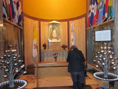 El bicentenario patrio argentino tambi�n se celebra en Roma