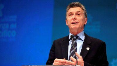 Mauricio Macri aseguró que llegarán al país inversiones por 100 mil millones de dólares