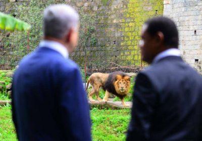 Netanyahu se reunir� con el l�der musulm�n de un estado africano que no tiene relaciones con Israel