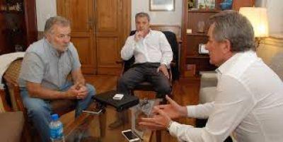 Bevilacqua reunió en Villarino a intendentes de la zona
