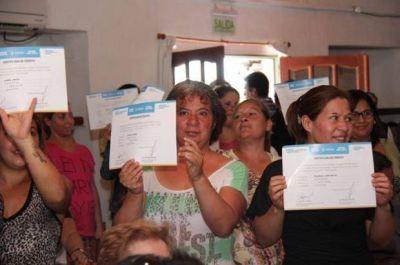 Los créditos de Vida Digna llegaron a 10 mil familias