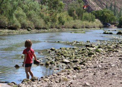 Una nota formal a Mendoza exige coordinar el manejo de los ríos
