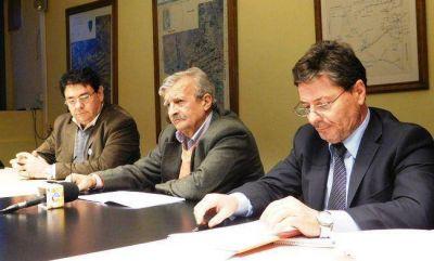 Hospital: Bargero explicó rescisión de la nueva obra