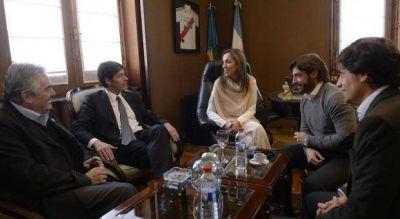Fondo del GBA: Vidal acord� con los senadores bonaerenses reclamar 50 mil millones
