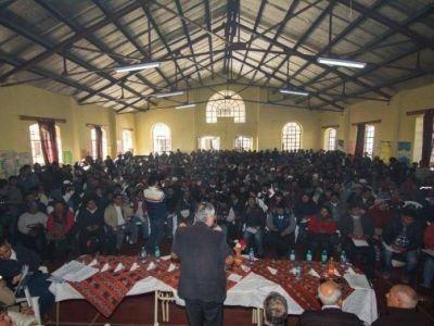 El Gobierno de Jujuy comprará toda la quinua que sea producida en Abra Pampa este año