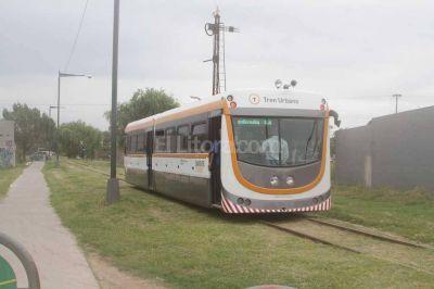 Continúan las pruebas en el Tren Urbano