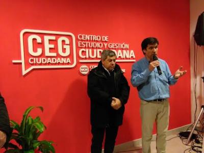 Se inauguró el Centro de Estudio y Gestión Ciudadana