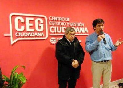 Mario Rodríguez inauguró el Centro de Estudio y Gestión Ciudadana