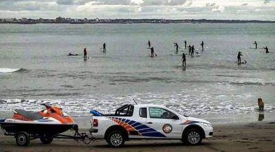"Guardavidas brindarán cobertura ""voluntaria"" para actividades náuticas"