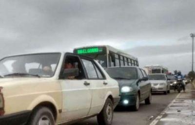 La Municipalidad proyecta un puente para descongestionar la avenida Paraguay