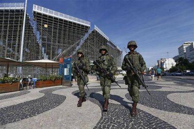 Sin margen de error: los Juegos de Río, un desafío para la reputación de Brasil