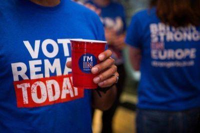 El Parlamento británico rechazó hacer un segundo referendum por el Brexit