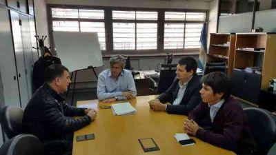 La comuna obtuvo la financiaci�n de Naci�n para obras de pavimento y desag�es pluviales