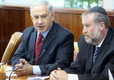 El asesor legal de Israel anunci� que abrir� una investigaci�n contra Netanyahu