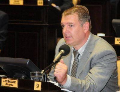 Lissalde: La potabilidad del agua pasaría a estar controlada por un sólo organismo provincial