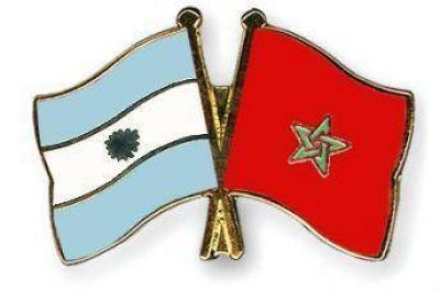 Visita de una delegaci�n parlamentaria argentina a Marruecos