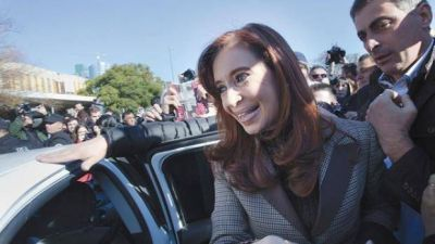 Malas noticias para Cristina en la causa Hotesur