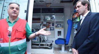 Influencias porteñas: En La Plata dan los primeros pasos para la creación del SAME