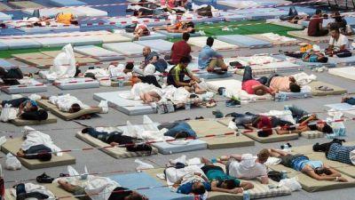 La OTAN ayudará a frenar la migración en el Mediterráneo