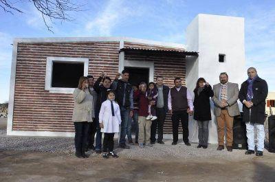 Entregaron Viviendas Sociales en Choya