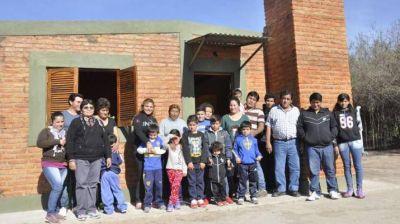 La localidad de La Dársena celebró un nuevo aniversario