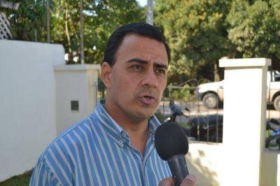 Samaniego exigió pedido de disculpas hacia el gobernador Insfrán