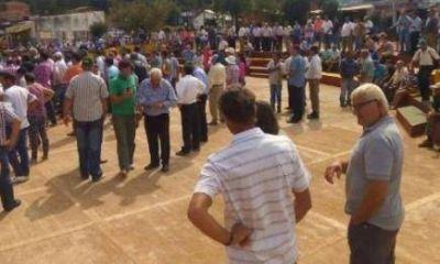 Yerbateros firmaron acta acuerdo para presentar al gobierno nacional, piden nuevos precios