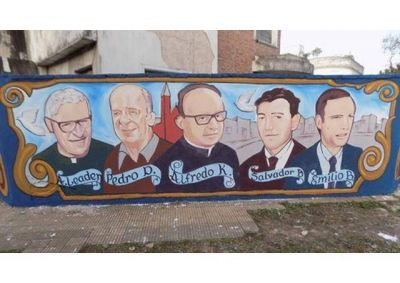 Masacre de San Patricio: el testimonio en comunidad de cinco hombres de Dios
