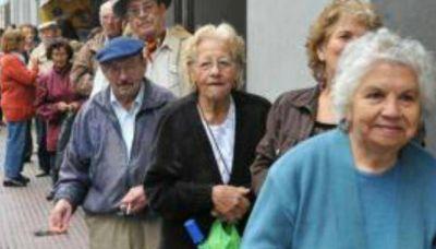 M�s de 80 mil jubilados, beneficiados con el no pago del Inmobiliario