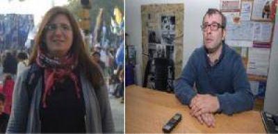Laura Aloisi y Joaquín Propato renuncian al gabinete