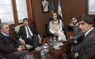 Fondo del conurbano: Vidal acord� con senadores y se prepara reclamar 50 mil millones a Naci�n