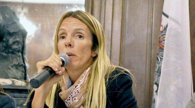 La subsecretaria de Hábitat, en Salta