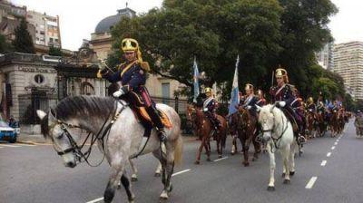 La DAIA participó de los festejos por el Bicentenario