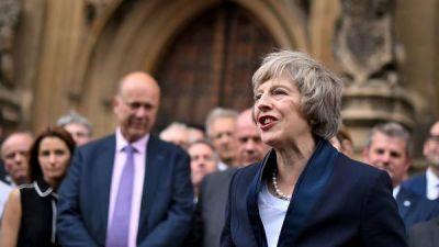 Rápida sucesión: Theresa May será la nueva premier de Gran Bretaña