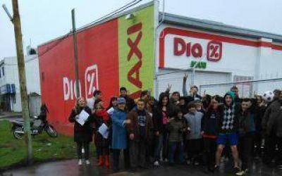 La Plata: Vecinos piden apertura de supermercado con precios populares