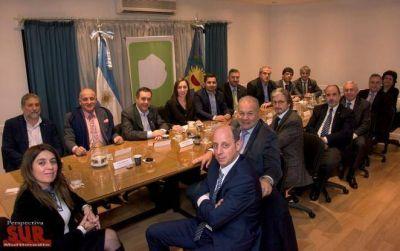 Vidal recibió el apoyo de rectores en restitución del Fondo del Conurbano
