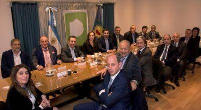 Vidal suma apoyo de rectores de Universidades P�blicas para restituci�n del Fondo del Conurbano