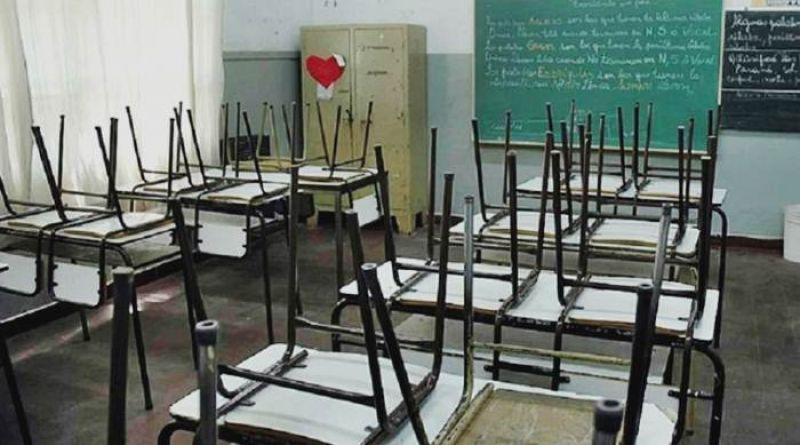 No hay clases en la mayor�a de las escuelas p�blicas de Bah�a Blanca