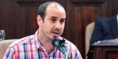 El FAP y la UCR quieren declarar en Emergencia la red de Agua Potable