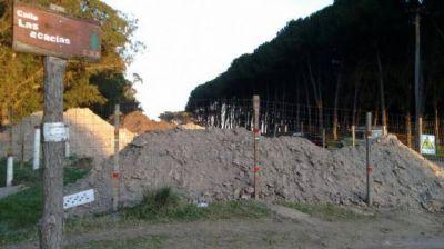 Obras de Cloacas: Más de 2.000 metros de red en 7 meses