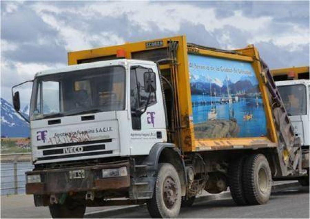 Se reanuda el servicio de recolección de residuos