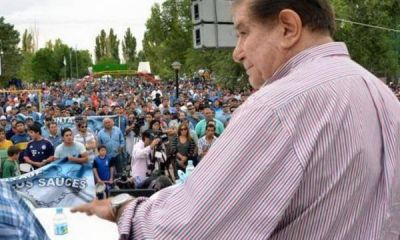 Pereyra se aleja de la conducci�n del sindicato petrolero