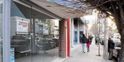 Preocupan la caída de las ventas y el cierre de comercios en ciudades de Chubut