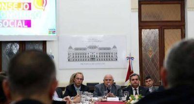El Consejo Económico y Social evaluó la situación de la economía