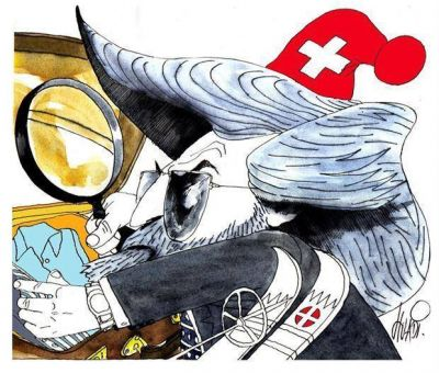 La AFIP busca acceder a cuentas argentinas en Suiza en forma automática